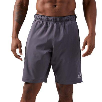 c5094142c015 pantaloneta de hombre para entrenamiento reebok wor woven short