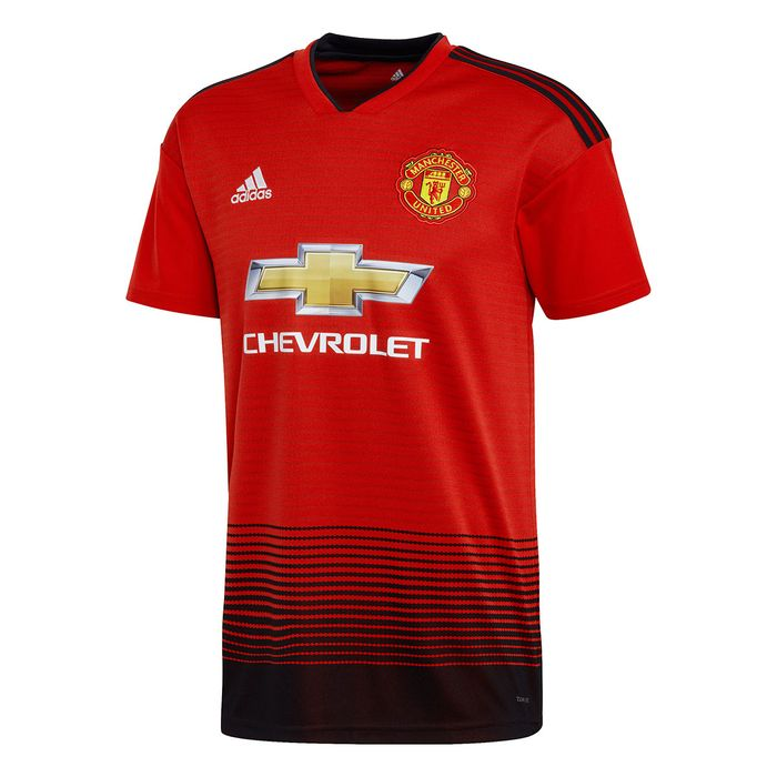 sale retailer 25372 6928d camiseta de equipo de hombre para futbol adidas mufc h jsy Prochampions