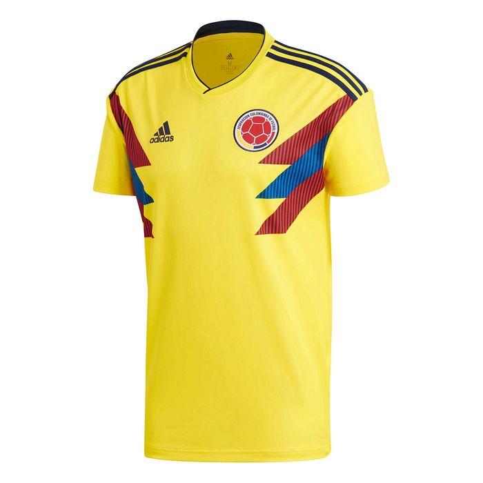 camiseta sel. colombia home de hombre para futbol adidas fcf h jsy  Prochampions d40561a1a5c65