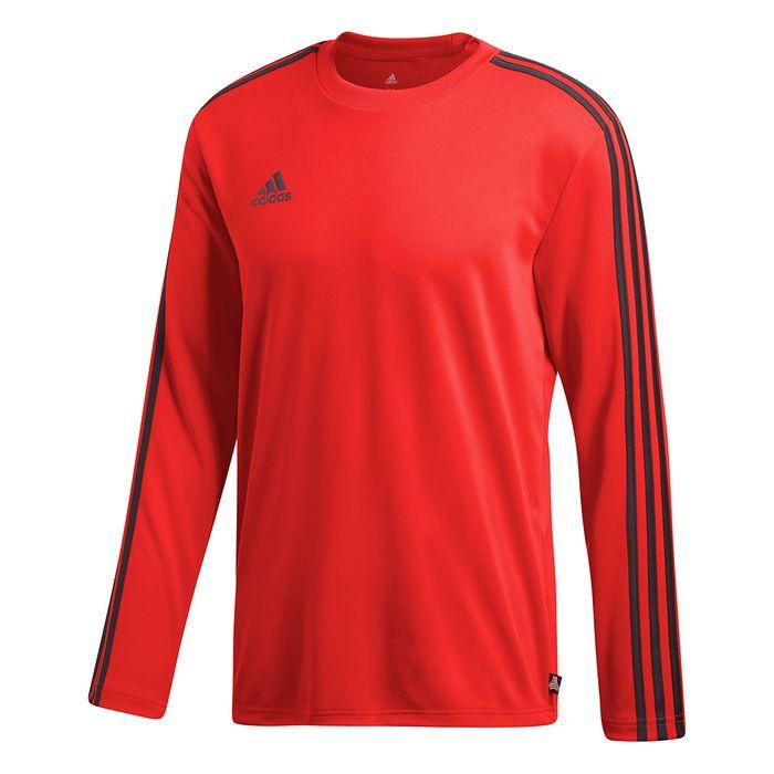 Manga Adidas Larga Futbol Terry Jsyls Camiseta Para De Hombre Tan yI67gfbvY