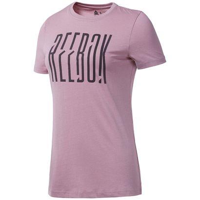 camiseta manga corta de mujer para entrenamiento reebok gs opp reebok tee f9ac89c739a0