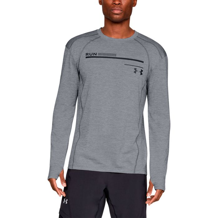 164905fb8a96a camiseta manga larga de hombre para correr under armour simple run graphic  longsleeve Prochampions