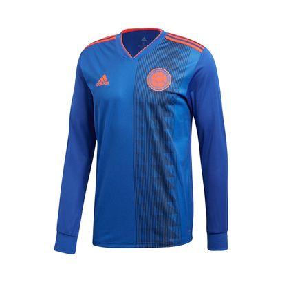30f3989ca8ede camiseta sel. colombia away de hombre para futbol adidas fcf a jsy l