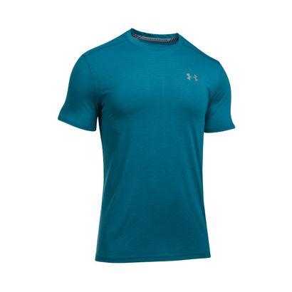 gama completa de artículos mas bajo precio Tienda online Camiseta de hombre para correr under armour threadborne streaker