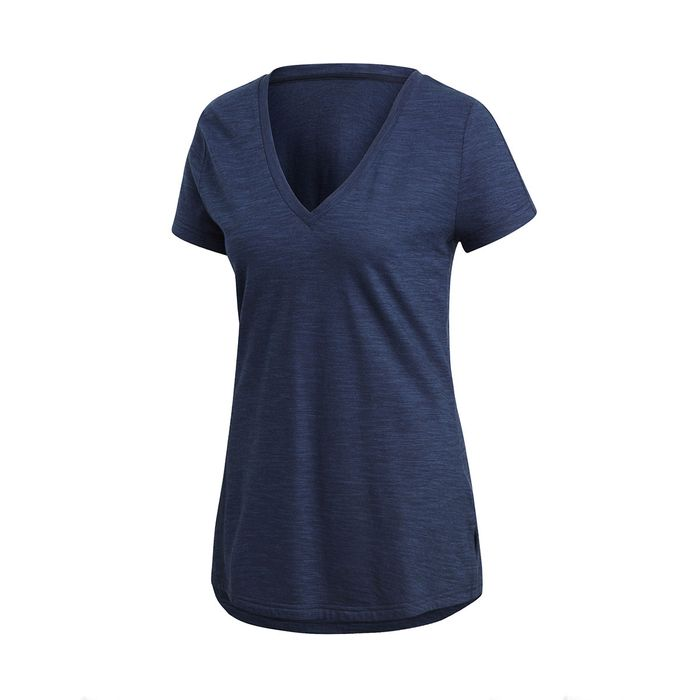 e6397d9870a CAMISETA DE MUJER LIFESTYLE ADIDAS W ID WINNERS VT Referencia ...