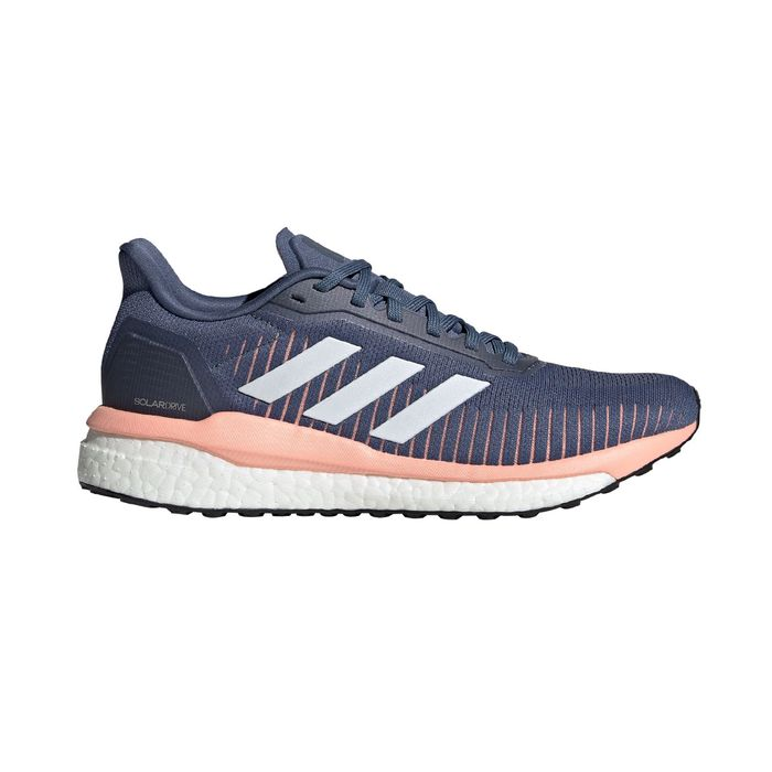 calzado de mujer para correr adidas solar drive 19 w