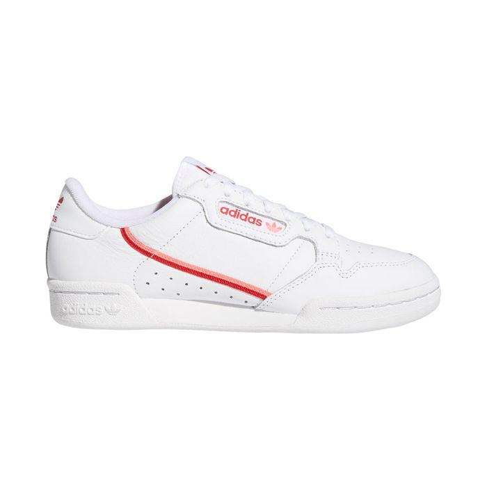calzado de mujer lifestyle adidas originals continental 80 w