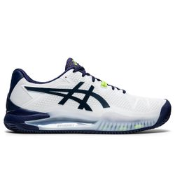 Tenis-asics-para-hombre-Gel-Resolution-8-Clay-para-tenis-color-blanco.-Lateral-Externa-Derecha