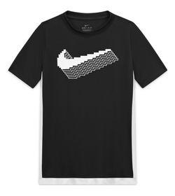 Camiseta-Manga-Corta-nike-para-niño-B-Nk-Trophy-Gfx-Ss-Top-para-moda-color-negro.-Frente-Sin-Modelo