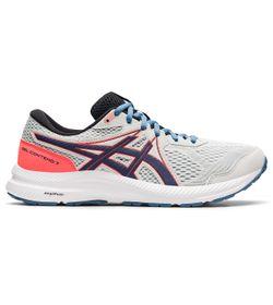 Tenis-asics-para-hombre-Gel-Contend-7-para-correr-color-gris.-Lateral-Externa-Derecha