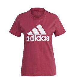 Camiseta-Manga-Corta-adidas-para-mujer-W-Bl-T-para-moda-color-rosado.-Frente-Sin-Modelo