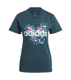 Camiseta-Manga-Corta-adidas-para-mujer-W-Farm-G-T-para-moda-color-multicolor.-Frente-Sin-Modelo