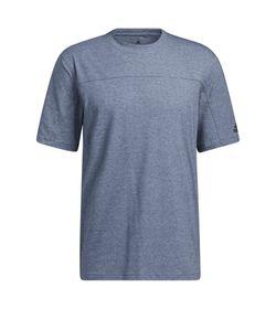 Camiseta-Manga-Corta-adidas-para-hombre-City-Base-Tee-para-entrenamiento-color-azul.-Frente-Sin-Modelo