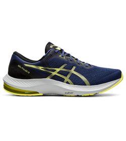 Tenis-asics-para-hombre-Gel-Pulse-13-para-correr-color-azul.-Lateral-Externa-Derecha