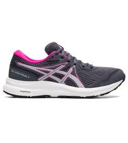 Tenis-asics-para-mujer-Gel-Contend-7-para-correr-color-gris.-Lateral-Externa-Derecha