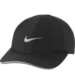 Gorra-nike-para-hombre-U-Nk-Dry-Arobill-Fthlt-Perf-para-correr-color-negro.-Principal-Balon