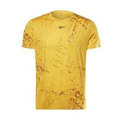 Camiseta-Manga-Corta-reebok-para-hombre-Wor-Aop-Ss-Tee-para-entrenamiento-color-multicolor.-Frente-Sin-Modelo