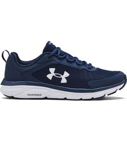 Tenis-under-armour-para-hombre-Ua-Charged-Assert-9-para-correr-color-azul.-Lateral-Externa-Derecha