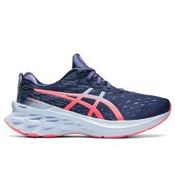 Tenis-asics-para-mujer-Novablast-2-para-correr-color-azul.-Lateral-Externa-Derecha