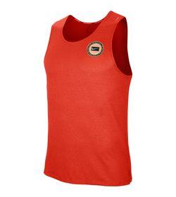 Camiseta-Manga-Sisa-nike-para-hombre-M-Nk-Df-Miler-Tank-Wr-Gx-para-correr-color-naranja.-Frente-Sin-Modelo