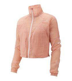 Chaqueta-nike-para-mujer-W-Nk-Jkt-Ftr-Fem-para-correr-color-rosado.-Frente-Sin-Modelo