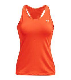 Camiseta-Manga-Sisa-under-armour-para-mujer-Ua-Hg-Armour-Racer-Tank-para-entrenamiento-color-cafe.-Frente-Sin-Modelo