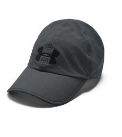 Gorra-under-armour-para-hombre-Ua-Run-Shadow-Cap-para-correr-color-gris.-Frente-Sin-Modelo