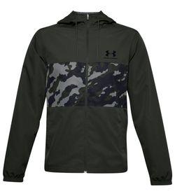 Chaqueta-under-armour-para-hombre-Ua-Sportstyle-Wind-Si-Jacket-para-entrenamiento-color-verde.-Frente-Sin-Modelo