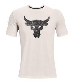 Camiseta-Manga-Corta-under-armour-para-hombre-Ua-Pjt-Rock-Brahma-Bull-Ss-para-entrenamiento-color-blanco.-Frente-Sin-Modelo