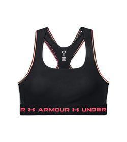 Top-under-armour-para-mujer-Ua-Crossback-Mid-Q3-80S-para-entrenamiento-color-negro.-Frente-Sin-Modelo