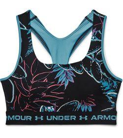 Top-under-armour-para-mujer-Ua-Crossbk-Mid-Q4-Blue-Hr-para-entrenamiento-color-azul.-Frente-Sin-Modelo