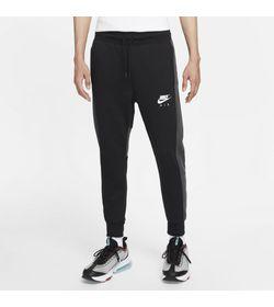 Pantalon-nike-para-hombre-M-Nsw-Nike-Air-Bb-Flc-Pant-para-moda-color-negro.-Frente-Sobre-Modelo
