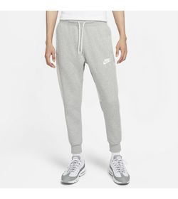 Pantalon-nike-para-hombre-M-Nsw-Nike-Air-Bb-Flc-Pant-para-moda-color-gris.-Frente-Sobre-Modelo