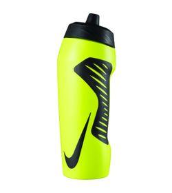 Botella-nike-para-hombre-Nike-Hyperfuel-Water-Bottle-24Oz-para-entrenamiento-color-amarillo.-Frente-Sin-Modelo