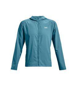 Chaqueta-under-armour-para-hombre-Ua-Outrun-The-Rain-Jacket-para-correr-color-morado.-Frente-Sin-Modelo