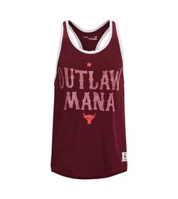 Camiseta-Manga-Sisa-under-armour-para-hombre-Ua-Pjt-Rock-Outlaw-Mana-Tank-para-entrenamiento-color-rojo.-Frente-Sin-Modelo