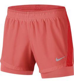 Pantaloneta-nike-para-mujer-W-Nk-10K-2In1-Short-para-correr-color-naranja.-Frente-Sin-Modelo