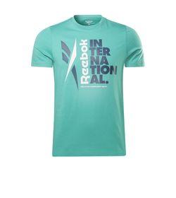 Camiseta-Manga-Corta-reebok-para-hombre-Verbiage-Graphic-Tee-para-entrenamiento-color-multicolor.-Frente-Sin-Modelo