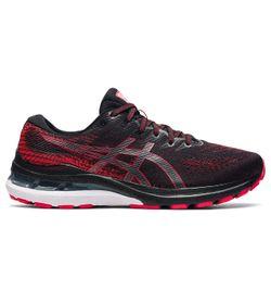 Tenis-asics-para-hombre-Gel-Kayano-28-para-correr-color-negro.-Lateral-Externa-Derecha