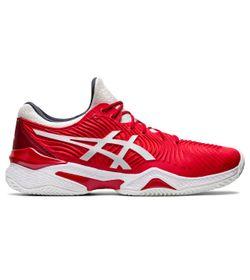 Tenis-asics-para-hombre-Court-Ff-2-Nova-para-tenis-color-rojo.-Lateral-Externa-Derecha