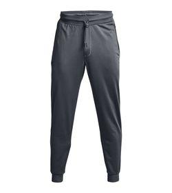 Pantalon-under-armour-para-hombre-Sportstyle-Tricot-Jogger-para-entrenamiento-color-gris.-Frente-Sin-Modelo