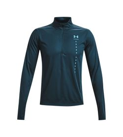 Buzo-under-armour-para-hombre-Ua-Speed-Stride-Shock-Hz-para-correr-color-azul.-Frente-Sin-Modelo
