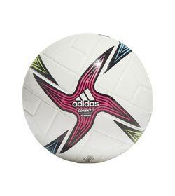 Balon-adidas-para-hombre-Cnxt21-Trn-para-futbol-color-blanco.-Frente-Sin-Modelo
