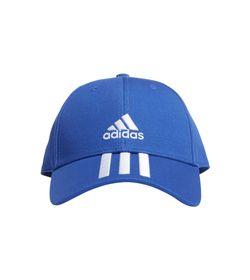 Gorra-adidas-para-hombre-Bball-3S-Cap-Ct-para-entrenamiento-color-azul.-Frente-Sin-Modelo