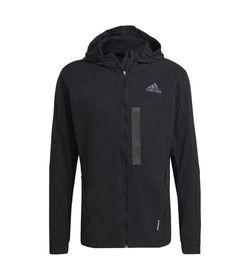 Chaqueta-adidas-para-hombre-Marathon-Jkt-M-para-correr-color-negro.-Frente-Sin-Modelo