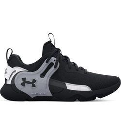 Tenis-under-armour-para-mujer-Ua-W-Hovr-Apex-3-para-entrenamiento-color-negro.-Lateral-Externa-Derecha