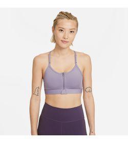 Top-nike-para-mujer-W-Nk-Df-Indy-Zip-Front-Bra-para-entrenamiento-color-morado.-Frente-Sin-Modelo