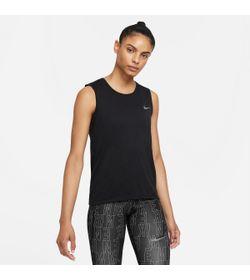 Camiseta-Manga-Sisa-nike-para-mujer-W-Nk-Df-Run-Dvn-Tank-para-correr-color-negro.-Frente-Sin-Modelo